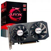 Placa de Vídeo Afox Radeon RX 560D 4GB DDR5 128 Bits Dual Fan - HDMI - DVI - AFRX560D-4096D5H4-V2