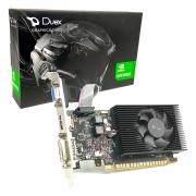 Placa de Vídeo Duex GeForce GT730 4GB, DDR3, 128 Bits, Low Profile, HDMI/DVI/VGA - DX GT730LP-4GD3-C