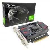 Placa de Vídeo Duex GeForce GTX 750 TI, 4GB, GDDR5, 128 Bits - DX GTX750TI-4GD5