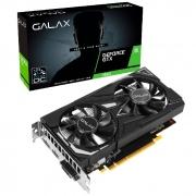 Placa de Vídeo Galax GeForce GTX 1650 EX (1-Click OC), 4GB, GDDR6, 128 Bits - 65SQL8DS66E6