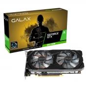 Placa de Vídeo Galax GeForce GTX 1660 (1-Click OC), 6GB, GDDR6, 192 Bits - 60SRL7DSY91S