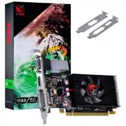 Placa de Vídeo PCYes GeForce GT 730, 2GB, DDR3, 64 Bits - PA7302DR364LP