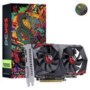 Placa de Vídeo PCYes GTX 1050 Graffiti Series 2GB GDDR5 PA1050GTX12802G5