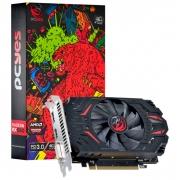 Placa de Vídeo PCYes RX 550 4GB GDDR5 128 Bits Single Fan - PJRX55004128G5SF