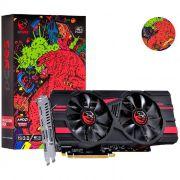 Placa de Vídeo Pcyes RX 580 8GB GDDR5 256 Bits - PJ580RX25608G5DF
