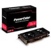 Placa de Vídeo Power Color Radeon RX 5600 XT 6GB GDDR6 192 Bits PCIE 4.0 - AXRX5600XT 6GBD6-3DHV2/OC