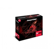 Placa de Vídeo Power Color Red Dragon RX 550, 2GB, GDDR5, 128 Bits - AXRX 550 2GBD5-DHA/OC