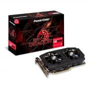 Placa de Video PowerColor RX 580, 8GB GDDR5, 256Bits, Red Dragon - AXRX 580 8GBD5-3DHD
