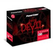Placa de Video PowerColor RX 580 Red Devil, 8GB GDDR5, 256Bits, - AXRX 580 8GBD5-3DH/OC