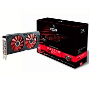Placa de Vídeo XFX RX 570 4GB RS XXX Edition Oc+ DDR5 1284MHz - RX-570P4DFD6