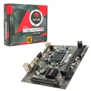 Placa Mãe AFOX IH61-MA5, Intel LGA 1155 (2ª e 3ª Geração), DDR3