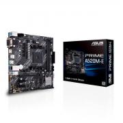 Placa Mãe Asus A520M-E Prime, AMD Socket AM4, DDR4, mATX
