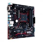Placa Mãe Asus B450M-GAMING PRIME, AMD Socket AM4, DDR4, mATX