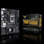 Placa Mãe Asus H310m-plus Tuf Gaming Lga 1151 Ddr4 Matx