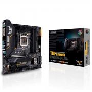 Placa Mãe Asus TUF Gaming B460M-PLUS, Intel 10ª Geração, Socket LGA 1200, DDR4