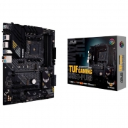 Placa Mãe Asus TUF Gaming B550-PLUS, AMD AM4, DDR4, ATX
