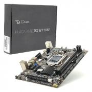 Placa Mãe Duex DX H110M, Intel 6º/7º Geração, DDR4, LGA1151