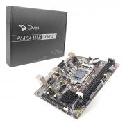 Placa Mãe Duex DX H61Z, Intel 2º/3º Geração, DDR3, LGA1155