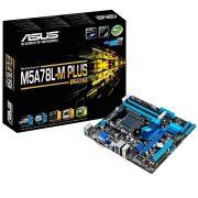 Placa Mãe M5A78L-M PLUS/USB3 Asus AM3+