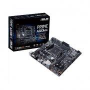 Placa Mãe P/AMD Asus A320M-KBR AM4 DDR4 Matx