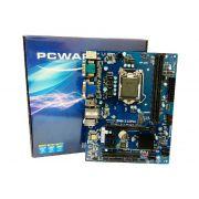 Placa Mae P/ Intel Pcware Ipm-h310g Pro Ddr4 Lga1151