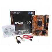 Placa Mãe para Intel PCWare IPMH110G LGA 1151