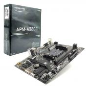Placa Mãe PCWare APM-A320G, AMD AM4, DDR4