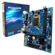 Placa Mãe Pcware IPMH310G PRO R.2 Intel 8º e 9º Geração DDR4 LGA1151
