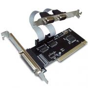 Placa PCI Controladora 2 Serial 1 Paralela PCI.011 GV