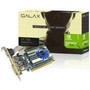 Placa Video Gt710 2Gb 64Bits Galax 71GPH4HXJ4FN