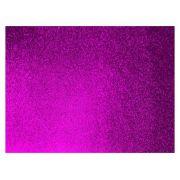 Placas de E.V.A. Com Glitter 1,8 mm, 40 x 60 cm, Contém 05 Placas, Dubflex - Violeta