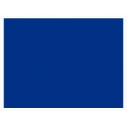 Plastico Adesivo Azul Royal, Rolo c/ 15 Metros Gekkofix - 10055BR