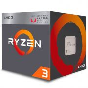 Processador Amd Ryzen 3 2200g 3.5ghz 6mb Am4Y D2200C5FBBOX