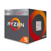 Processador AMD Ryzen 5 2400G, 3.6 GHz, 6MB, AM4 - YD2400C5FBBOX