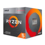 Processador AMD Ryzen 5 3400G 3.7GHz (4.2GHz Max Turbo) Cache 6mb AM4 YD3400C5FHBOX