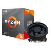 Processador AMD Ryzen 5 3600 3.6 GHz (4.2GHz Max Boost) 32MB Cache DDR4 AM4 - 100-100000031BOX