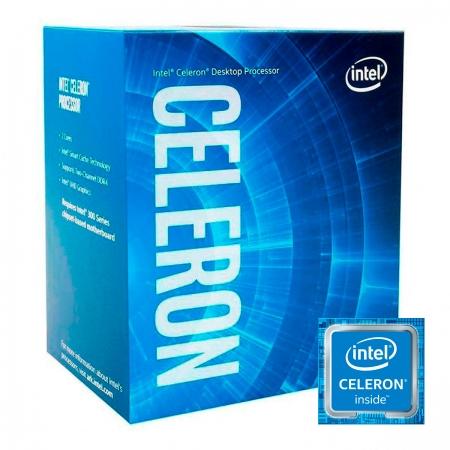 Processador Intel Celeron G5925, Dual Core 3.60GHz, 10ª Geração LGA1200, 4MB Cache - BX80701G5925