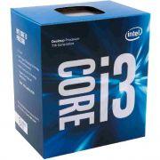 Processador Intel Core i3-7100  Kaby Lake 3.9GHz LGA1151 Cache 3 MB 7ª geração - BX80677I37100