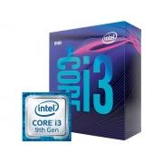 Processador Intel Core I3-9100F 3.6GHz 6MB Lga1151 BX80684I39100F - 9º Geração