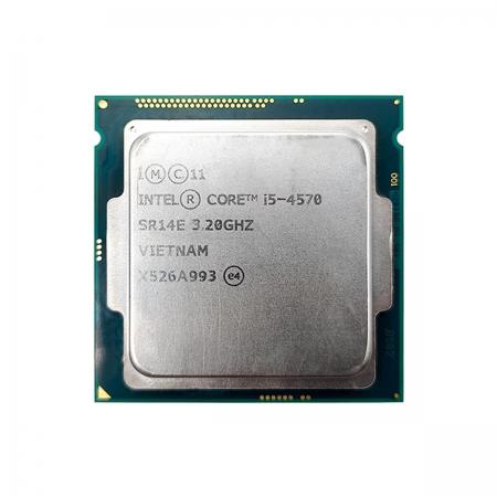 Processador Intel Core I5-4570, 3.2GHz (3.6GHz Turbo Máx.), Cache 6 MB, LGA1150, OEM