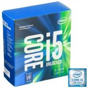 Processador Intel Core I5-7600K, 7ª Geração, 3.8GHz (4.2GHz Turbo), LGA1151, 6MB