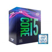 Processador Intel Core I5-9400F Lga1151 Cache 9MB 2.9GHz Coffee Lake BX80684I59400F