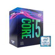 Processador Intel Core I5-9400F Lga1151 Cache 9MB 2.9GHz Coffee Lake BX80684I59400F