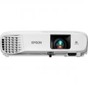 Projetor Epson PowerLite S39 3300 Lumens SVGA 3LCD Branco - V11H854024