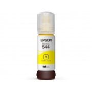 Refil de Tinta Epson T544 Amarelo 65ML para Impressoras L3110 / L3150 / L5190 - T544420