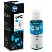 Refil de Tinta HP GT52, Ciano, 70ml, Para Impressora HP Deskjet GT 5822 - M0H54AL