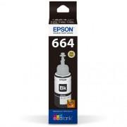 Refil para Ecotank preto T664120AL PT Epson