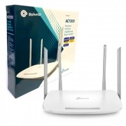 Roteador Wireless TP-Link EC220-G5, Dual Band (2.4Ghz/5Ghz), AC1200, Gigabit, 4 Antenas Fixas