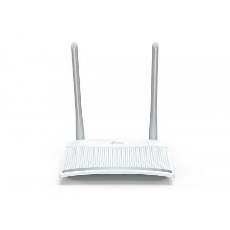 Roteador Wireless TP-Link TL-WR820N, 300Mbps, 2 Antenas Fixas, 5dBi, IPv6