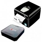 Sat Nitere Nsat + Impressora Termica Qx3 Usb/serial